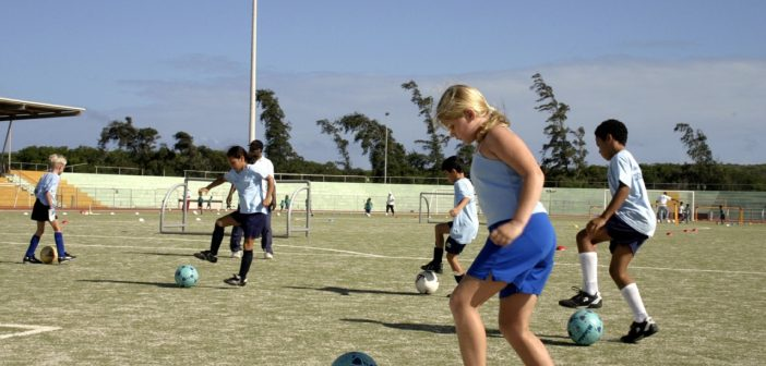 How Sports Can Improve a Child's Focus and Discipline
