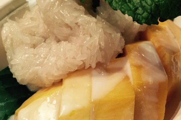 Mango Sticky Rice Thai Affair