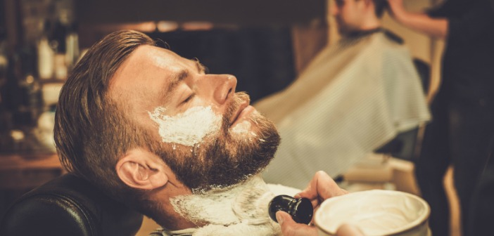 Men's Grooming is Serious Business