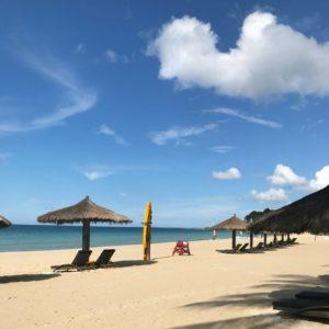 Stunning Beach Club Med