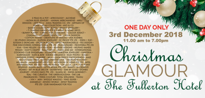 Be Dazzled by the Christmas Glamour Fair this December