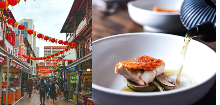 Expats Top Spots At Chinatown, Singapore