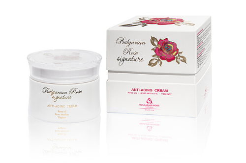 ROSE SIGNATURE: Anti-aging Face Cream