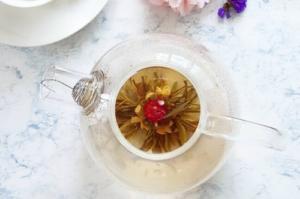 Vanilla Fields Blooming Tea (Vanilla)