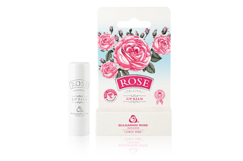 ROSE ORIGINAL: Lip Balm with rose (concrete stick)