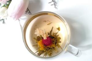 Courtesan Secret Blooming Tea (Original Green Tea)