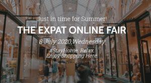 TheExpatFairs 8 July 2020 Summer Online Fair