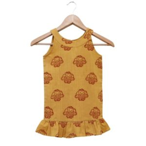 Baby Mammoth Organic Cotton Summer Dress