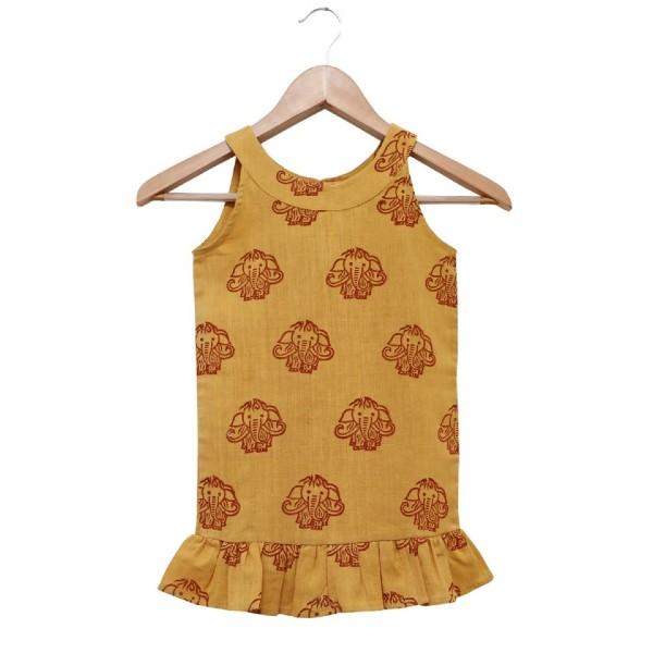Baby Mammoth Organic Cotton Summer Dress