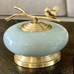 Meraki Lily Kiara Bird Jar
