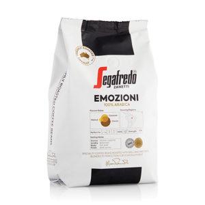 Segafredo Zanetti Emozioni 100% Arabica Coffee Beans 500g