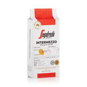 Segafredo Zanetti Intermezzo Speciality Ground Coffee 250g