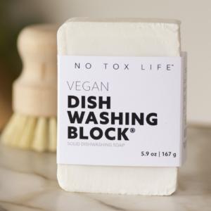 Dish Washing Block