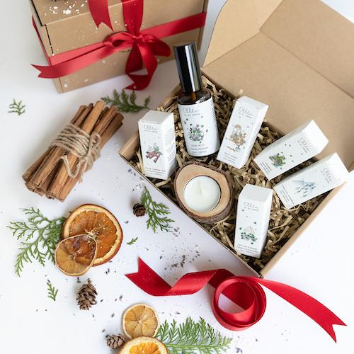 Ollie Festive Home Gift Box