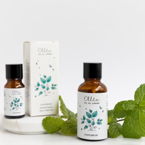 Ollie Peppermint Essential Oil
