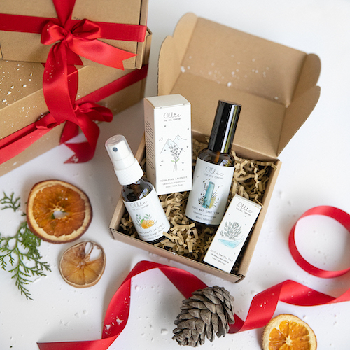Ollie Wellness Gift Box